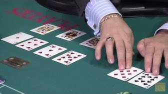 How to play Baccarat (Punto Banco) [HD 720p]