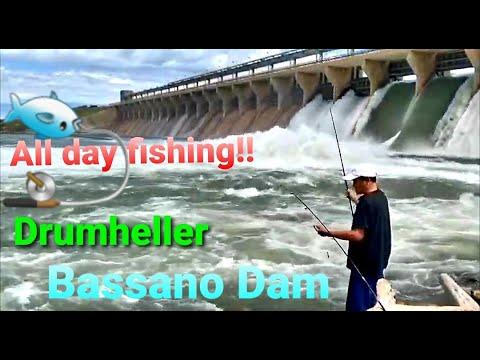 2020 BASSANO DAM FISHING TRIP