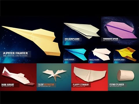 Paper airplane ideas | Paper airplanes, Make a paper airplane ... | 360x480