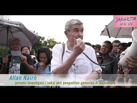 Allan Nairn: Pengalaman Guatemala untuk Dunia (termasuk Indonesia)