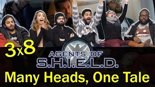 Agents of Shield - 3x8 Many Heads, One Tale - Group Reaction