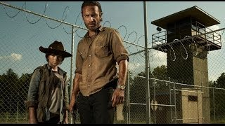 Ben Howard - Oats in the water - The Walking Dead - Lyrics - HD