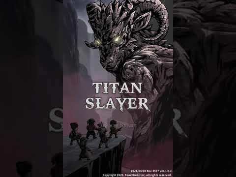 Titan Slayer official trailer