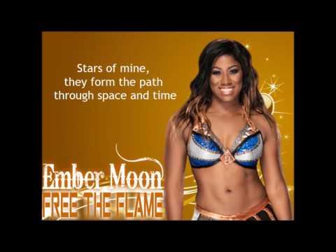Ember Moon NXT Theme (Free The Flame) Lyrics On Screen