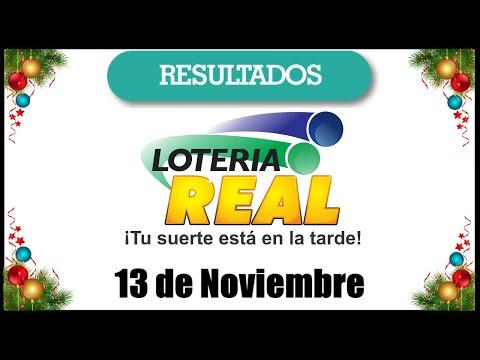 Lotería Real Resultados De Hoy 13 De Noviembre En República Dominicana