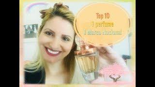 Top 10 Perfumes Nacionais