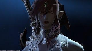 Final Fantasy XIV 4.36 STORMBLOOD!  Millenia/Bayonetta