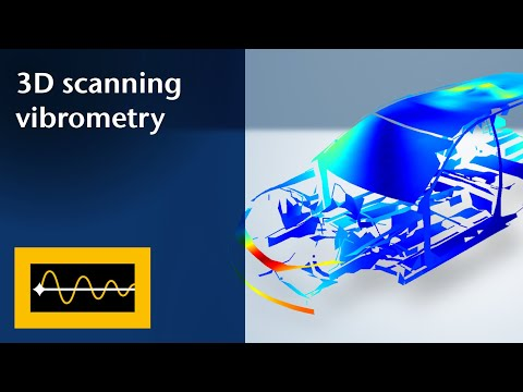 Introduction to 3-D Scanning Vibrometry