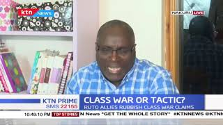 Prof. Gitile Naituli: It is not a crime to be born into money or be born into a certain community