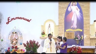 GDTM - Bài giảng Lòng Thương Xót Chúa ngày 2/1/2018