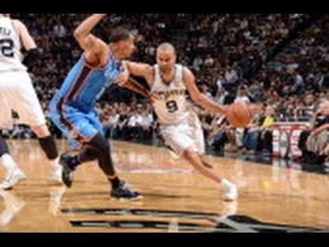 Top 5 NBA Plays: May 21st