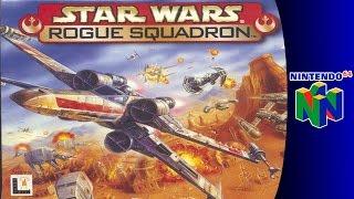 Nintendo 64 Longplay: Star Wars Rogue Squadron