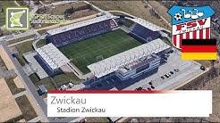Stadion Zwickau / GGZ ARENA ● FSV Zwickau ● 2017
