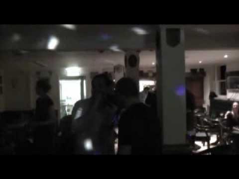 Cheats and Gary on Karaoke