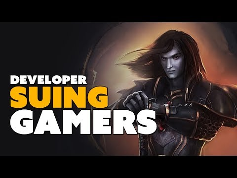 Developer SUING GAMERS Over Criticism!? - The Know Game News