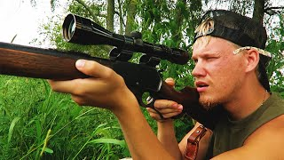 HUNTING NON-EXISTENT COYOTES!