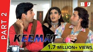 Keemat   Part 2   Akshay Kumar, Saif Ali Khan, Raveena Tandon, Johnny Lever   B4U Mini Theatre