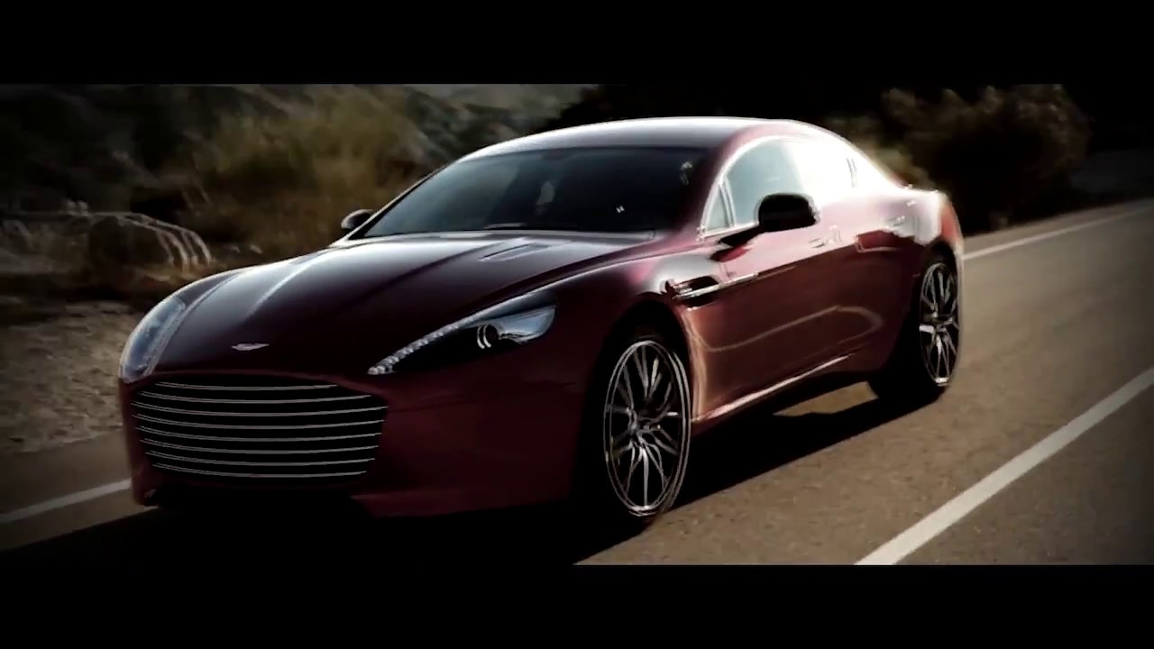 Aston Martin Rapide S The Four Door Sports Car YouTube - Aston martin four door
