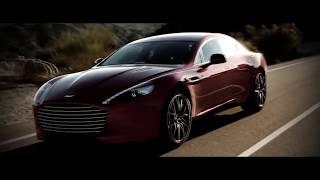 Aston Martin Rapide S  - The Four Door Sports Car