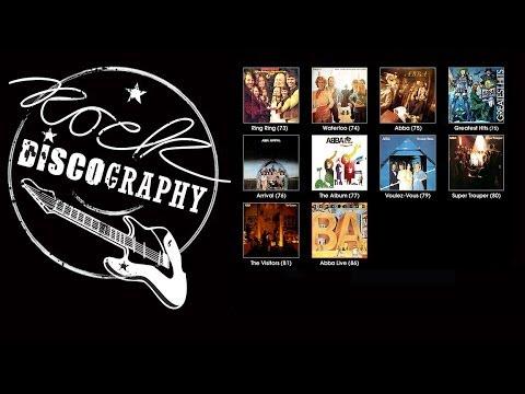 Abba (Discography 1973-1986)