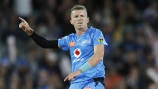 Ageless Siddle dominates the death overs again
