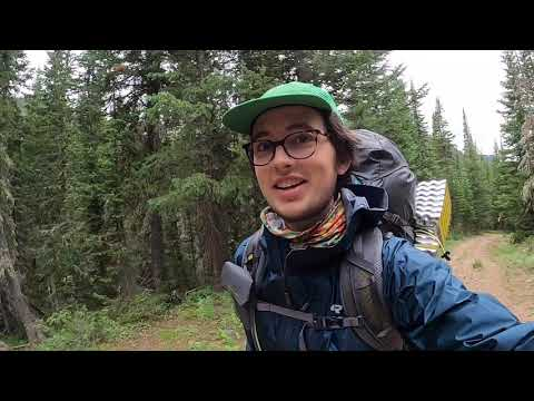 American Lakes | State Forest State Park | Backpacking