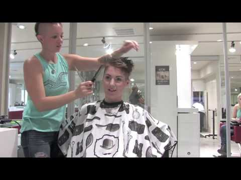 Extremely beautiful with hair shaved // off! ; Stay Bald!! // Gorgeous!!! from YouTube · Duration:  4 minutes 8 seconds
