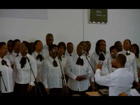 La Chorale Zintumua interprète
