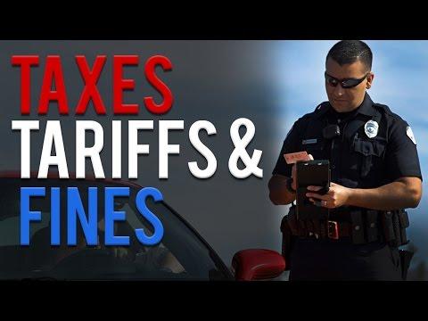 528: Taxes, Tariffs & Fines