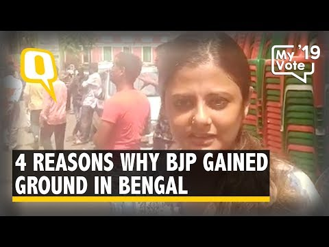 2 Seats to Double Digits: Why BJP Made Strides in West Bengal | The Quint