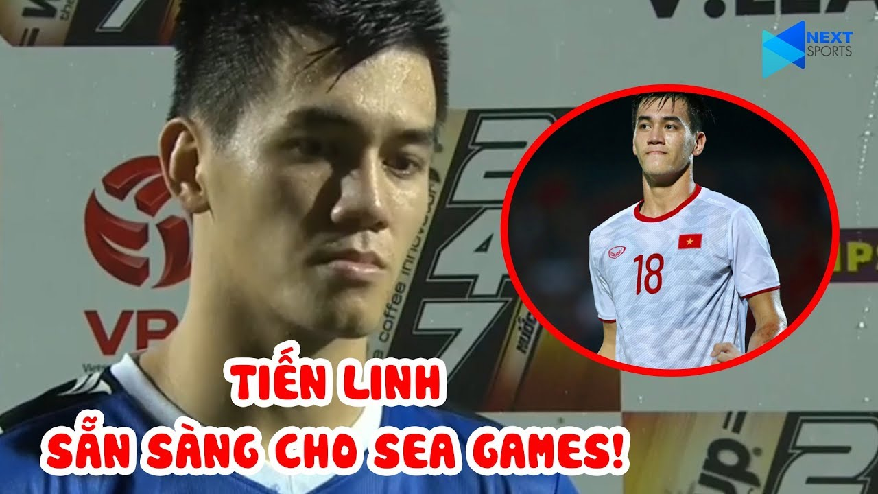 3 bàn sau 2 trận liên tiếp, Tiến Linh khẳng định sẵn sàng tỏa sáng ở SEA Games 30! | NEXT SPORTS