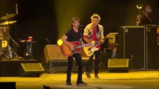 The Rolling Stones - She's a Rainbow - Chile 2016 (Soundboard audio)
