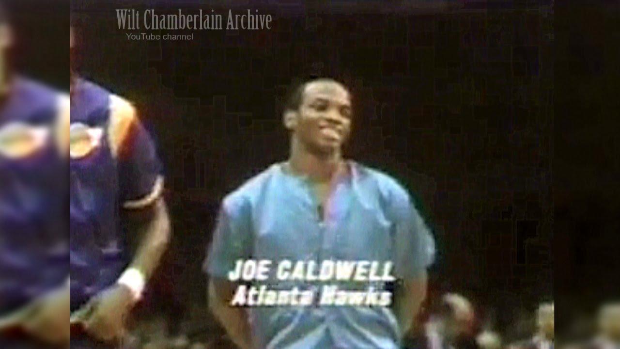 Joe Caldwell 12pts 4reb 3a 1stl 1969 NBA ASG Full Highlights
