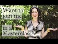 Want to join me for a refashioning masterclass in Brisbane?