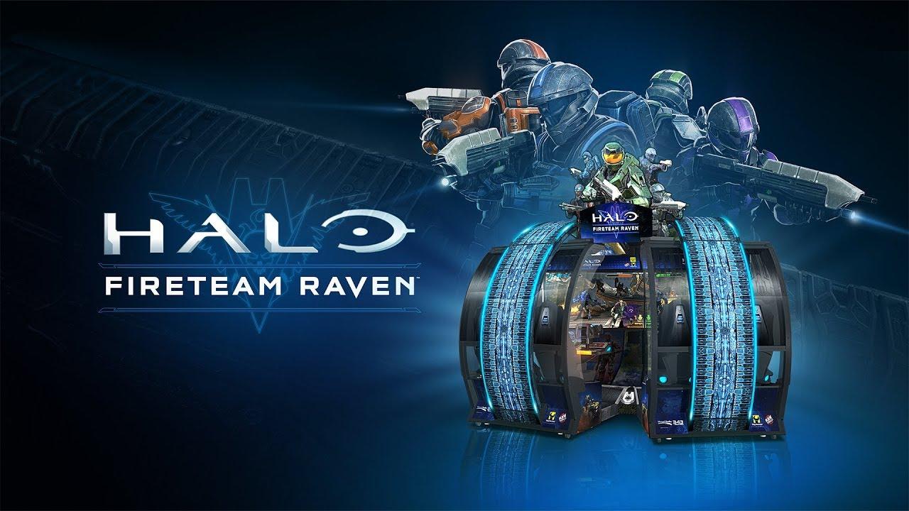 Halo: Fireteam Raven   Dave & Buster's Launch Trailer