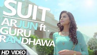 SUIT ( GURU RANDHAWA ft ARJUN ) | FULL SONG WITH LYRICS | T-SERIES