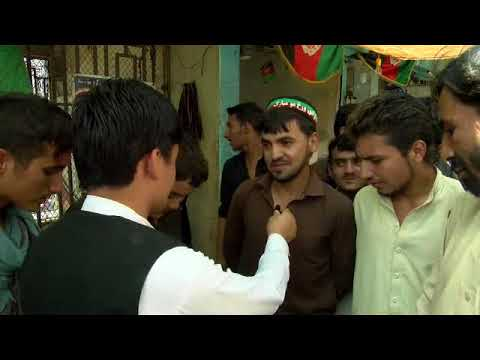 People's Voice - Street Foods Environment's in Nangarhar