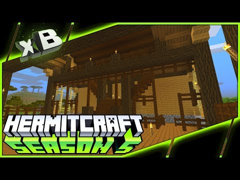 Barn Interior! :: HermitCraft Season 5 :: Ep 115