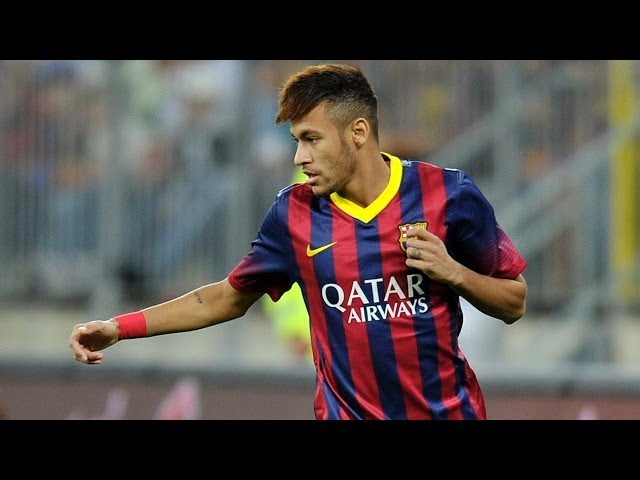 Neymar |Los Mejores Regates y Goles- Hey Brother- Avicii | 2013/2014 | HD Travel Video