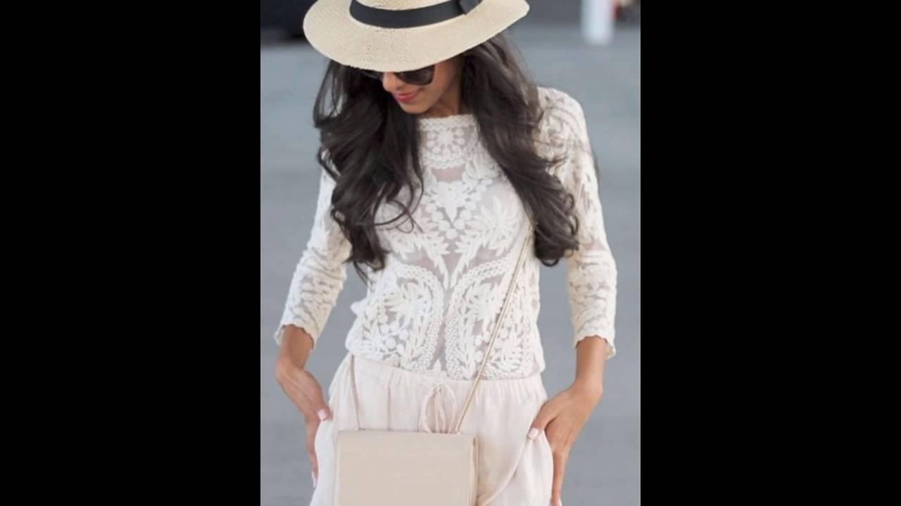 bb759536ee9c4 Sombreros De Moda Para Dama - YouTube