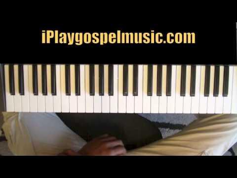 Gospel Chords In D Flat Youtube