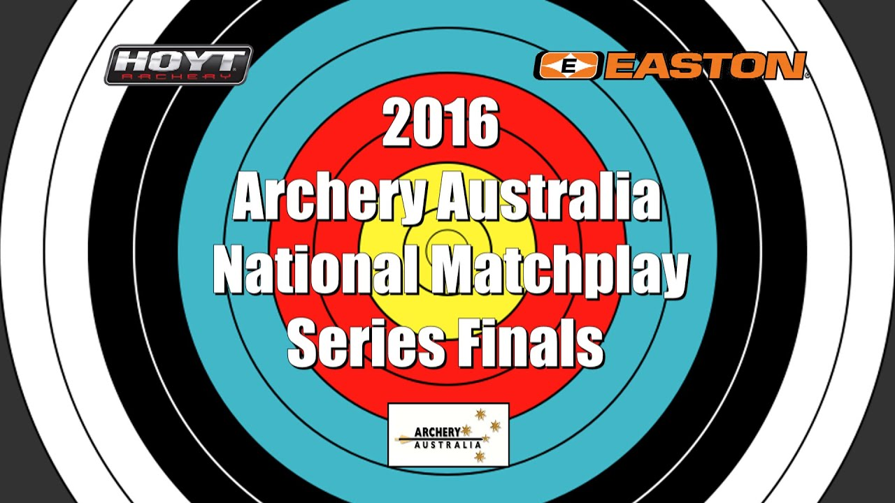 ARCHERY 2016 NATIONAL MEN'S RECURVE BRONZE MEDAL MATCH ...