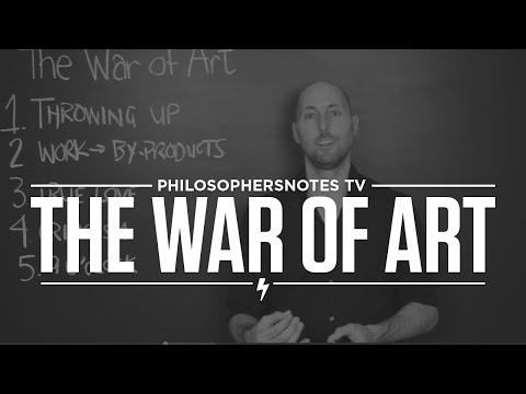 PNTV: The War of Art by Steven Pressfield