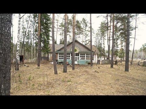 Заброшенный детский лагерь «Салют» в Перми