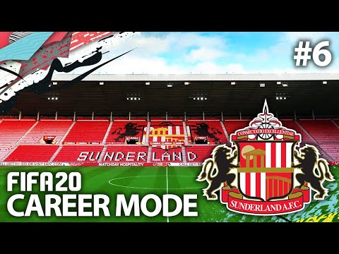 MCGEADY IS BACK! | SUNDERLAND RTG CAREER MODE #6