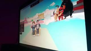 Ich Spiele MIT Meine Freund (Roblox Angry Birds)