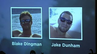 Best friends killed in Thousand Oaks shooting honored at memorial | ABC7