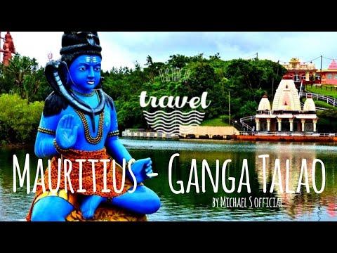 "MAURITIUS - Vulcano & Hindu Temple ""Ganga Talao"" 2017 / 🌴 Travel Vlog 🌴"