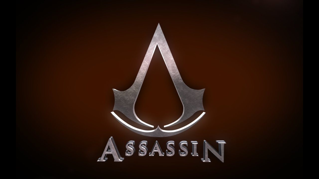 Assassins Creed Wallpaper Hd Assassin S Creed Logo 3d Youtube