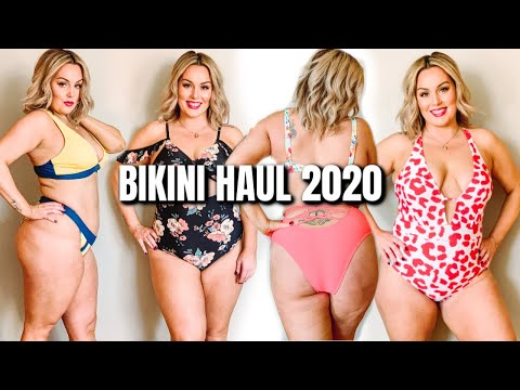 CUPSHE SWIMWEAR TRY ON HAUL / CURVY GIRL SWIMWEAR 2020 / SPRING BREAK 2020 / DANIELA DIARIES